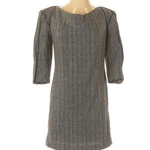 Corey Lynn Calter Gray Dress